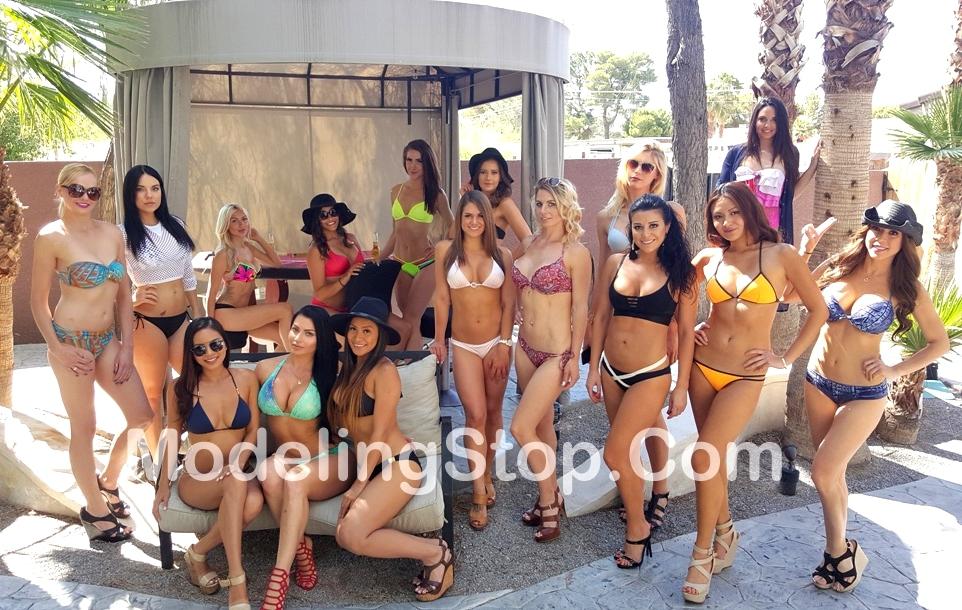 Las Vegas Cabana Girls